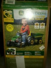 Peg Perego John Deere Ground Force Tractor Ride On New in box.