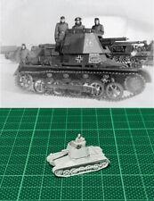 1/144 WWII German Panzerjager I with Gunner Resin Kit