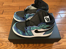 Air Jordan 1 Retro High OG TD Tie Dye Aurora Green Size 7C And 9c Ready To Ship