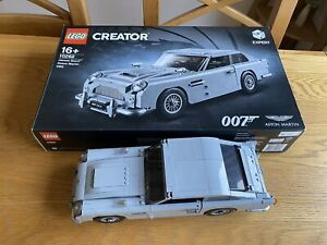 LEGO Creator James Bond Aston Martin DB5 Constriction Toys 10262