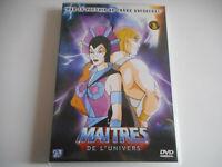 DVD - LES MAITRES DE L'UNIVERS N°3 / 5 EPISODES - ZONE 2