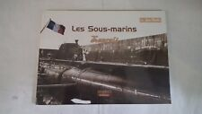 LES SOUS-MARINS FRANCAIS EN IMAGES di JEAN MOULIN IN LINGUA FRANCESE SOTTOMARINI