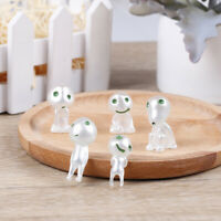 Cartoon alien small cute toys luminous elves tree doll figurinesNYFK