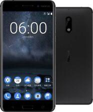 Teléfonos móviles libres Nokia color principal negro con conexión 4G