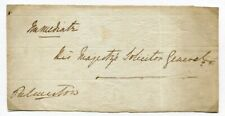 FINE FRONT SIGNATURE PRIME MINISTER LORD PALMERSTON TO SOLICITOR GENERAL