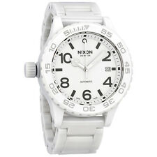 Nixon Ceramic 42-20 Automatic Mens Watch A1481126