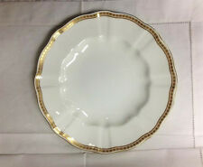 "ROYAL CROWN DERBY ""CARLTON GOLD"" DINNER PLATE 10 1/2"" BONE CHINA ENGLAND"