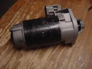 Rebuilt Lucas Starter Triumph TR7 all Manual and late Automatic Trans
