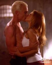 Buffy The Vampire Slayer Cast Poster Spike Buffy Kiss