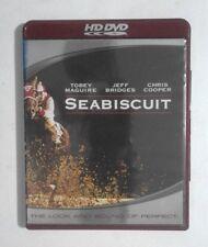 SEABISCUIT HD DVD Starring Tobey Maguire Jeff Bridges