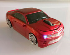 HOT 2.4Ghz Wireless Camaro Chevrolet car Shape mouse Usb Game Mice for Laptop PC