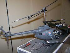 3-CH Hughes Defender YD-911 Funkfernsteuerung RC Militärhubschrauber