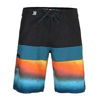 Men's Tie dye Beach Vacation Swim Trunks Pocket Swimwear Board Shorts 30-38