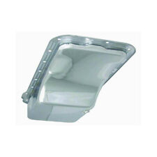 RPC Engine Oil Pan R9330; OE-Style Stock Chrome for 1958-1976 Ford 352-428 FE