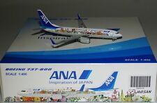 JC Wings XX4690 Boeing 737-881 ANA All Nippon Airways Flower Jet JA85AN in 1:400