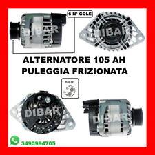 ALTERNATORE 105AH FIAT PUNTO 188 1.9 JTD 80CV 59KW 188A2000 DA 1999 - 71721106
