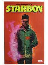 Starboy Weeknd Limited Edition Print 2017 NYCC New York Comic Con Exclusive