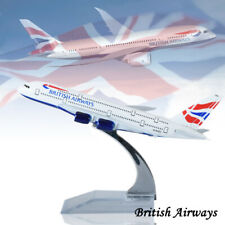 British Airways A380 Airplane Plane Model G-XLEC