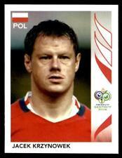 Panini World Cup 2006 - Jacek Krzynowek Poland No. 64