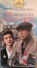 One Against the Wind (VHS) 1991 Hallmark TV movie stars July Davis-Sam Neill