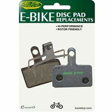 Kool-Stop Dischi Pastiglie freno bici elettrica per Shimano Deore E Tektro