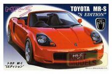 FUJIMI Plastic Model Kit 1; échelle 24 Toyota MR-S Mme S-Edition * UK Stock *