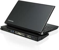Dynabook Toshiba PA5116E-3PRP Port Replicator 120W - VGA, DVI, HDMI, 2 x DP