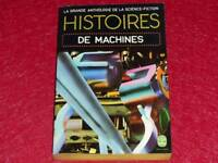 [BIBLIOTHEQUE H. & P.-J. OSWALD] HISTOIRES DE MACHINES COLL.GASF SF 1976