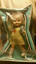 Cricket doll w/blonde hair and yellow dress in sealed box PRICE DROP