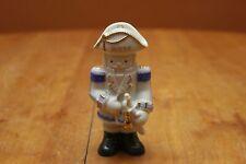 """Lenox China 2003 """"Yuletide Nutcracker"""" Annual Nutcracker Ornament Perfect No Box"""
