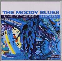 The Moody Blues - Live At The BBC 1967-1970 (NEW 2CD)