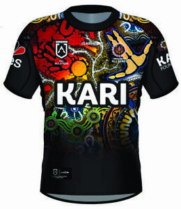 Indigenous All Stars 2021 Jersey Sizes Small - 2XL & Kids 8 - 14 NRL Classic