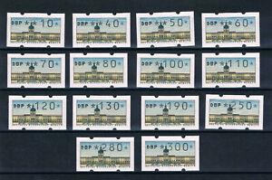 ATM Berlin 1987, Automatenmarken,  VS 1 - postfrisch