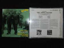 RARE CD THE THREE SOUNDS / GOOD DEAL / JAPAN PRESSAGE /