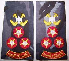Abu Dhabi (UAE) Army Brigadier Epaulets