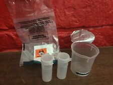 8 Capitol Urine Drug Screen Collection Kits * W/ 2 Sealed Sterile Containers Bag