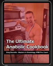 The Ultimate Anabolic Cookbook by Greg Doucette 2020 ✅