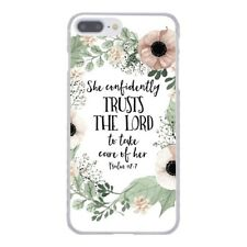 Bible hard Case For iPhone 4s 5 5s SE 8 X 7 710 6 6s Plus case back cover