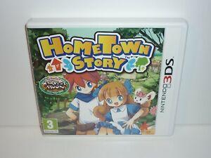 HOMETOWN STORY - NINTENDO 3DS/NINTENDO 2DS - UK PAL - FREE UK P&P