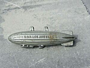 Tootsietoy 1930s U.S.N. LOS ANGELES Diecast Metal Zeppelin Airship