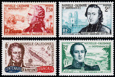 New Caledonia Scott 296-299 (1953) Mint LH VF Complete Set