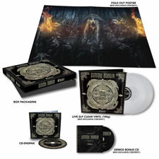 Dimmu Borgir Eonian LIMITED LP CD BOXSET  box set