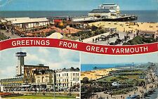 B103438 greetings from great yarmouth    uk  1
