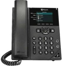 Polycom VVX 250 Business IP Phone (Power Supply Not Included)