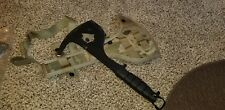 New U.S. Army Issue Ontario OKC Spec Plus SP16 SPAX Tactical Axe Tool