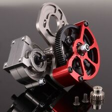 CNC Locked Transmission Set For Aluminum RC 1:10 Axial SCX10 AX30487
