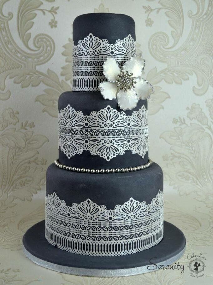 Joan's  Cake Lace & Cake Toppers