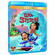 "Blu-ray ""Lilo & Stitch""  Disney  n 65   NEUF SOUS BLISTER"