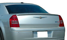 PAINTED CHRYSLER 300 SRT8 FACTORY LIP REAR WING SPOILER 2005-2007