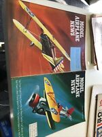 Model Airplane News Lot Of 2 - 1960 & 1962